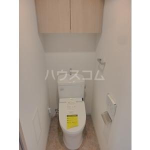 フロントコート錦糸町のトイレ