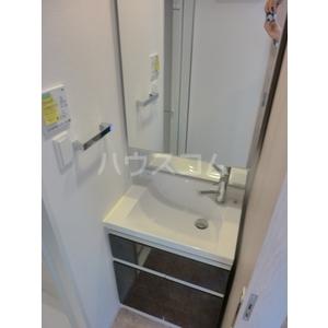 フロントコート錦糸町の洗面所