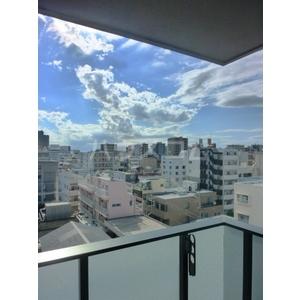 フロントコート錦糸町の景色