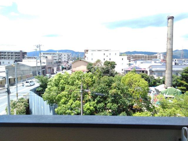 りきゅうハイツ 303号室の景色