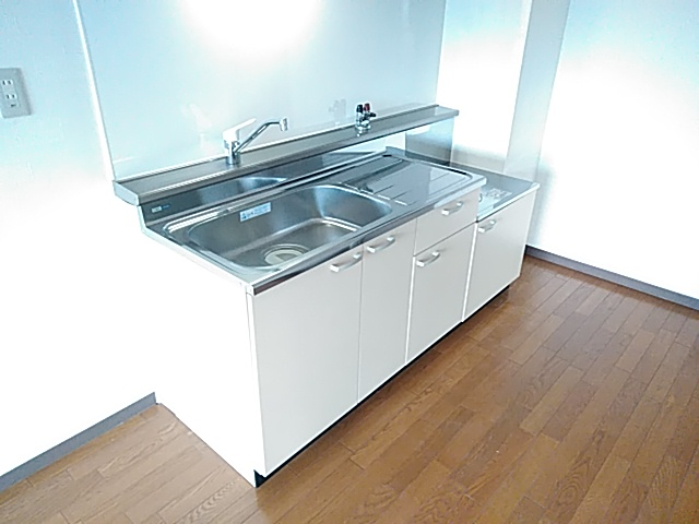 りきゅうハイツ 303号室のキッチン