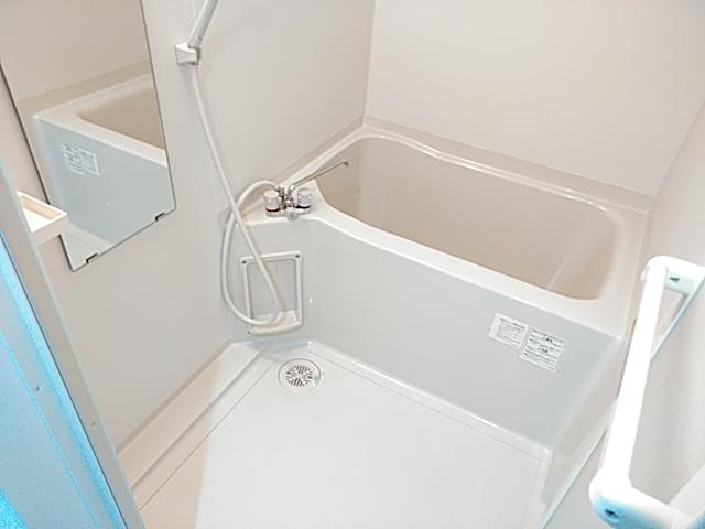 りきゅうハイツ 303号室の風呂