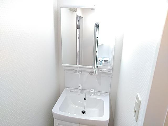 りきゅうハイツ 303号室の洗面所