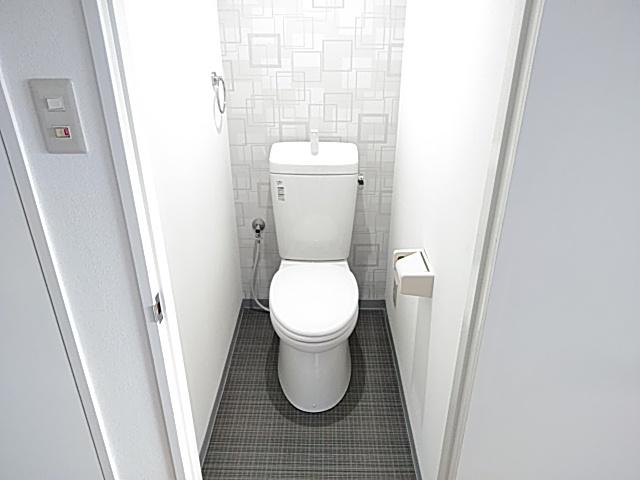 りきゅうハイツ 303号室のトイレ