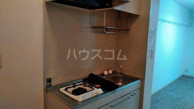 ウエストサイドコート 102号室のキッチン