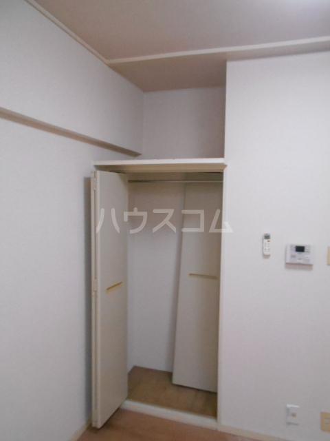 デアッシュ西京極 403号室の収納