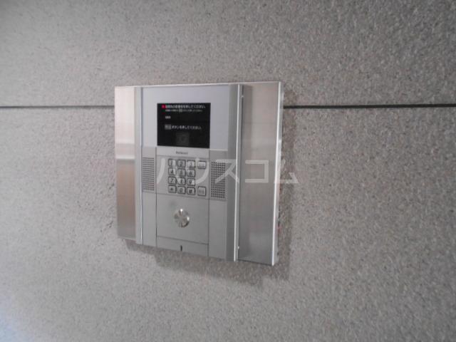 デアッシュ西京極 403号室のセキュリティ