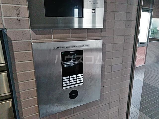 ハウゼ公園前 201号室のセキュリティ
