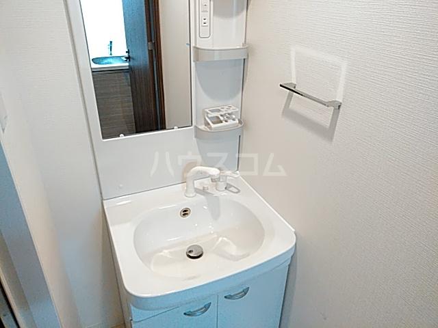 エグゼ京都西 102号室の洗面所