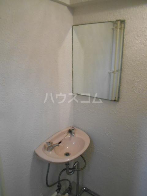 コーポオータ 210号室の洗面所