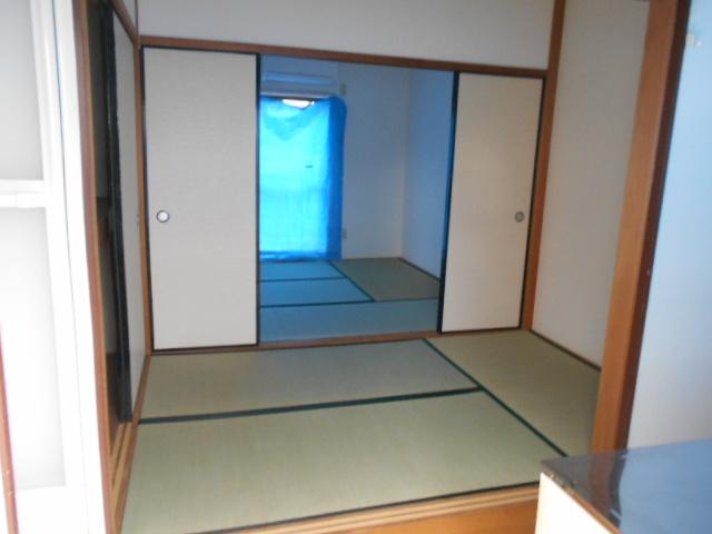 ヤマニ荘 20号室のベッドルーム