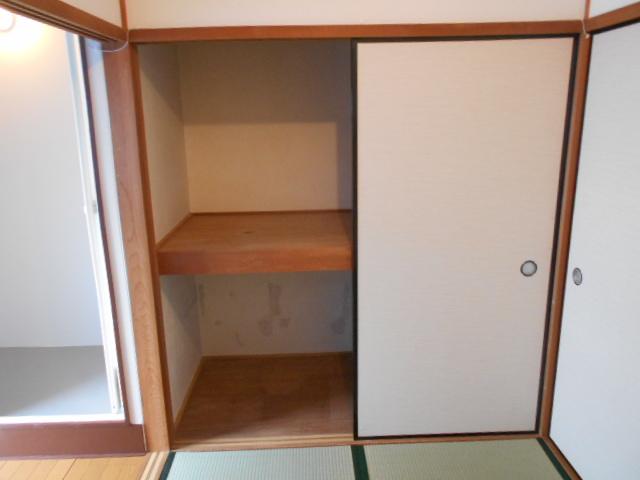 ヤマニ荘 20号室の収納