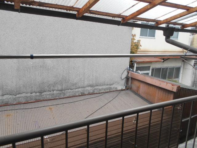ヤマニ荘 20号室の景色