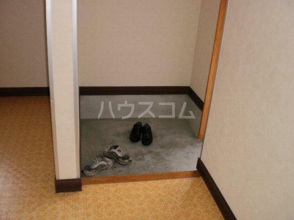 長曽ハイツⅠ 10号室の玄関