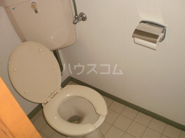 長曽ハイツⅠ 10号室のトイレ