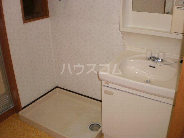 長曽ハイツⅠ 10号室の洗面所