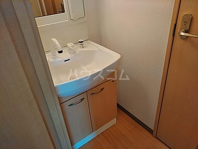 エクセ・コート 202号室の洗面所