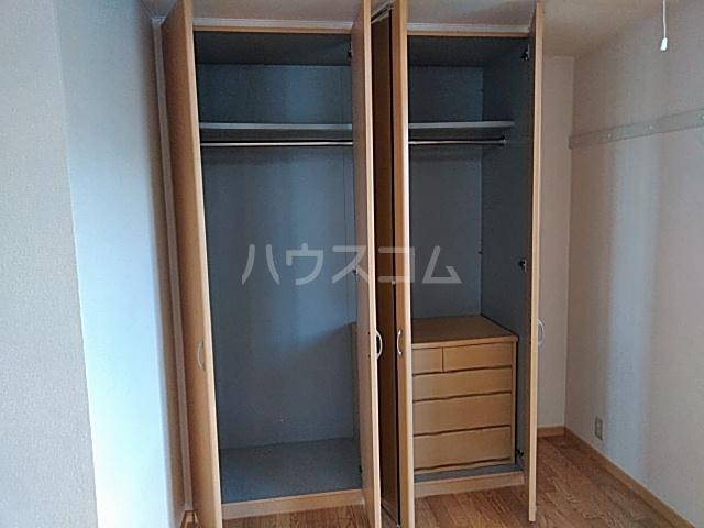 エクセ・コート 202号室の収納