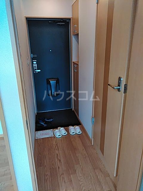 エクセ・コート 202号室の玄関