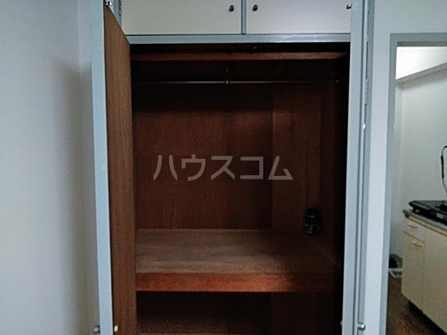 あすなろ館 0001A号室の収納