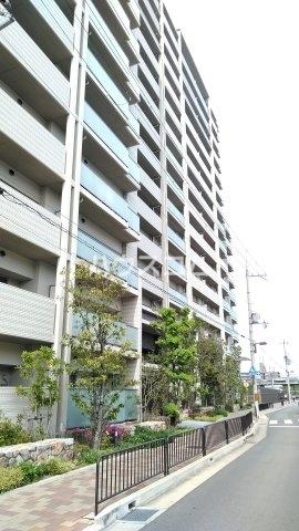 京都桂川つむぎの街グランスクエア 404号室の外観
