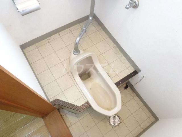 長曽ハイツⅠ 8号室のトイレ