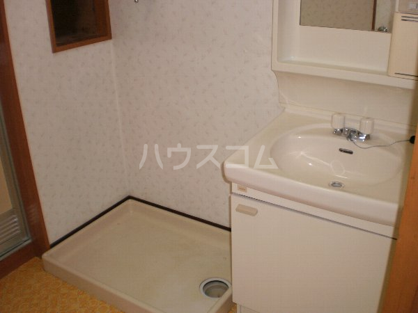 長曽ハイツⅠ 8号室の洗面所