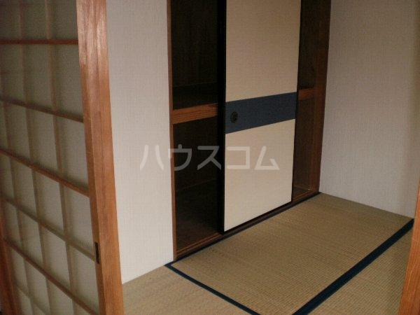 長曽ハイツⅠ 8号室の収納