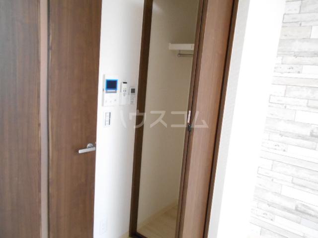 アークリード太秦 207号室の収納