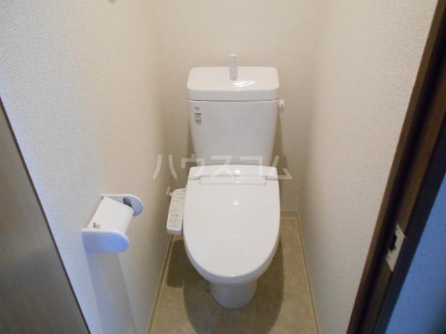 アークリード太秦 207号室のトイレ