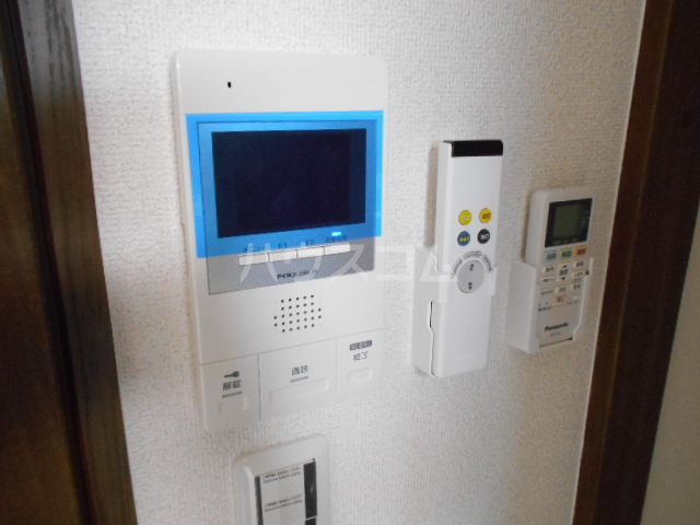 アークリード太秦 303号室のセキュリティ