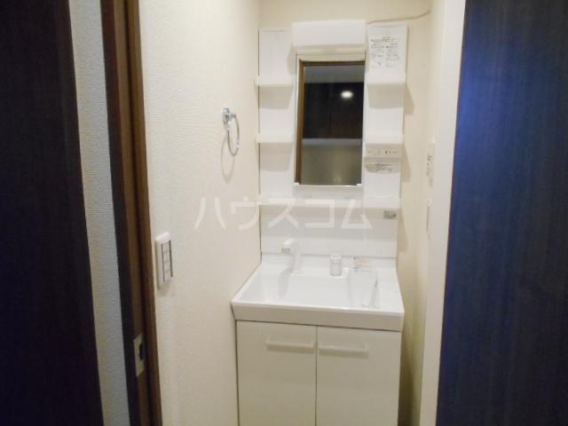 アークリード太秦 310号室の洗面所
