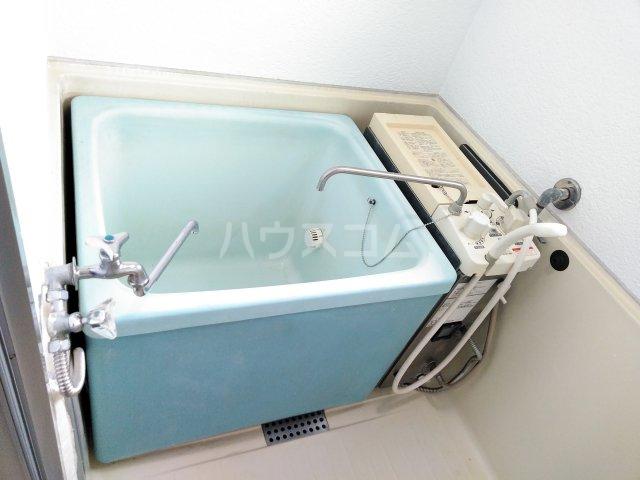 コーポ嵯峨野 105号室の風呂