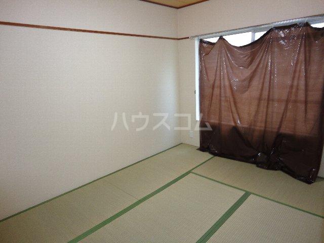 コーポ嵯峨野 105号室のベッドルーム