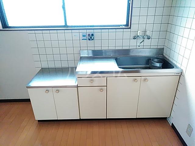 ドミトホ 201号室のキッチン