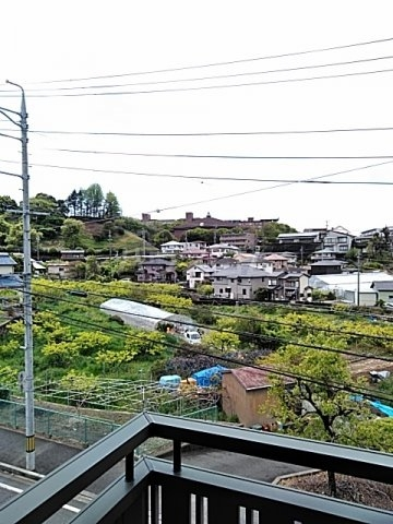 クレール草薙 203号室の景色