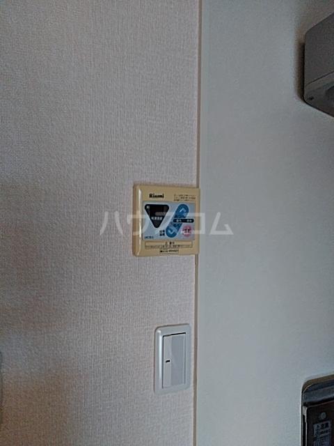 クレール草薙 203号室の設備
