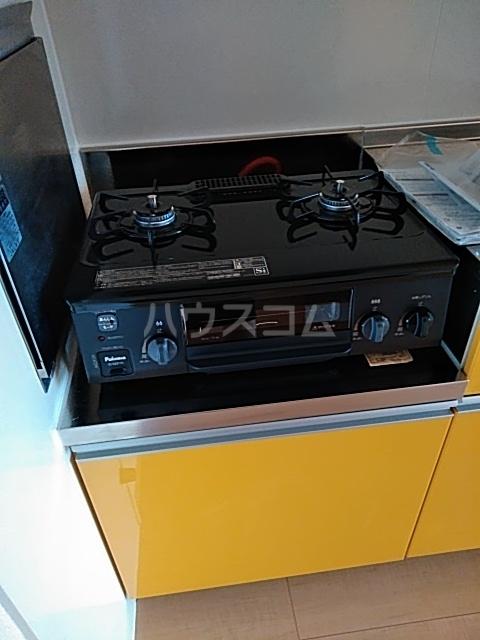 クレール草薙 203号室のキッチン
