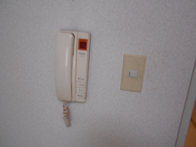 ウエストヴィラージュⅡ 1021号室のセキュリティ