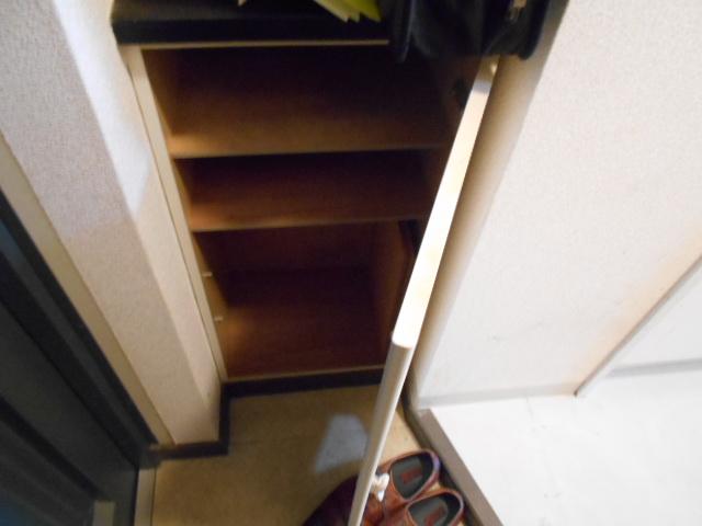 ウエストヴィラージュⅡ 1021号室の収納