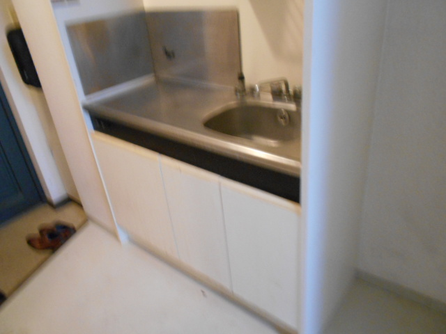 ウエストヴィラージュⅡ 1021号室のキッチン