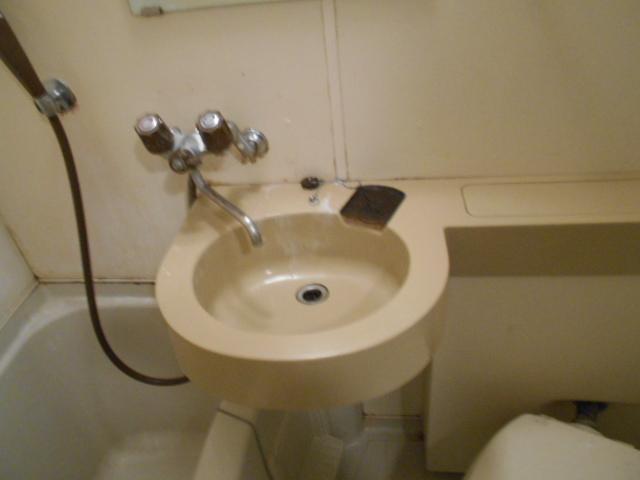 ウエストヴィラージュⅡ 1021号室の洗面所