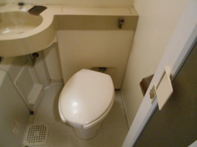 ウエストヴィラージュⅡ 1021号室のトイレ