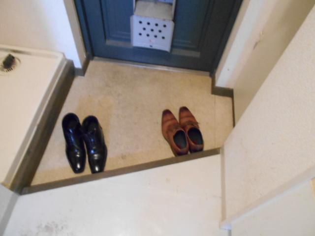 ウエストヴィラージュⅡ 1021号室の玄関