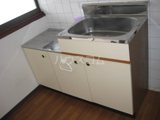 上桂グリーンハイツ 2F-J号室のキッチン