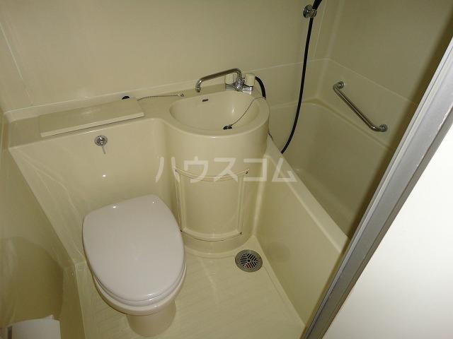 上桂グリーンハイツ 2F-J号室の洗面所