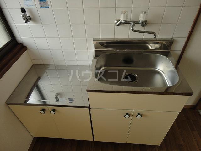 上桂グリーンハイツ 2F-N号室のキッチン