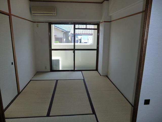 シャトー嵐望 107号室の設備