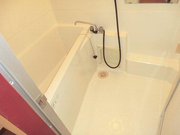 シャトー嵐望 107号室の風呂