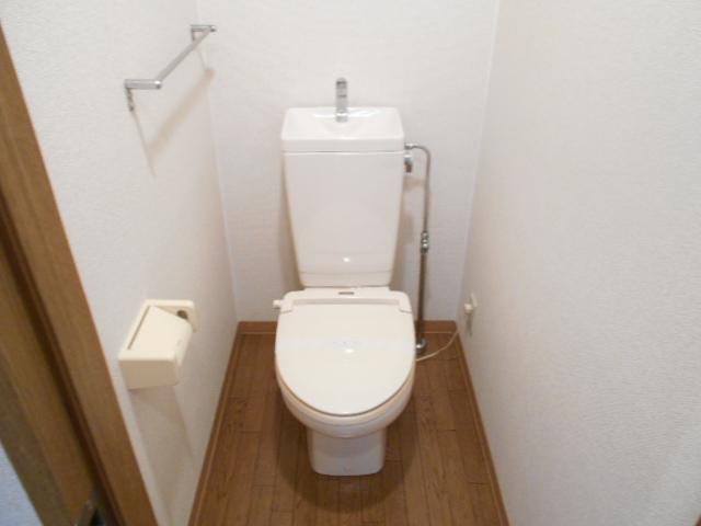 グリーンコートランザン 203号室のトイレ